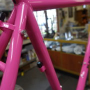 Black Mountain Cycles Monster Cross V5 Pink