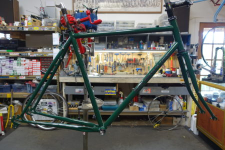 Black Mountain Cycles Monster Cross V5 British Racing Green