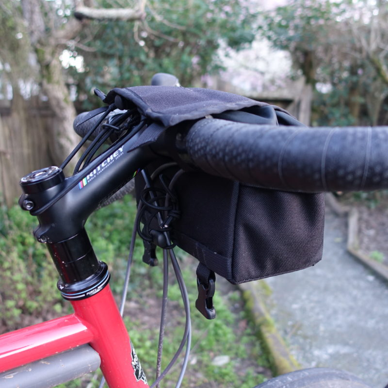 Handlebar Bags - The New Black